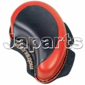 Motrax Rok Drop Knee Slider Rood