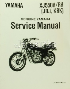 manuals u003e service manuals u003e yamaha u003e service manual xj 550 japarts rh twowheelparts nl yamaha xj 550 manual yamaha xj 550 repair manual