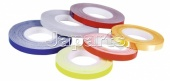 Motrax Wheel Striping 7 mm Gold Reflective