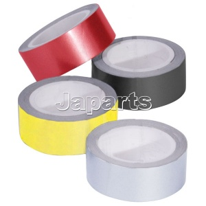 Motrax Reflective Adhesive Tape Geel 15 mm