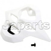 Shoei Cross Mouthpiece White