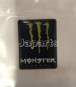 Monster 3D Energy sticker 38x50mm