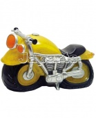 Booster Table Lamp FP Yellow