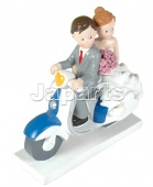 Booster Wedding Scooter 15 cm