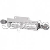Motrax Number Plate Bracket Chrome