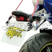 Motrax Numberplate Luggage Hook
