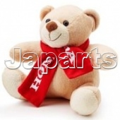 HONDA BEAR WTH RED SCARF