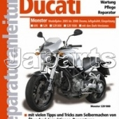 Bucheli Ducati Monster 2005-2008