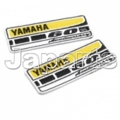 Yamaha 60th Anniversary Badge