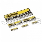 Yamaha 60th Anniversary Stickerset