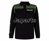 SPORTS POLO LONG SLEEVES XL