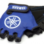 KIDS GLOVES RACING BLUE