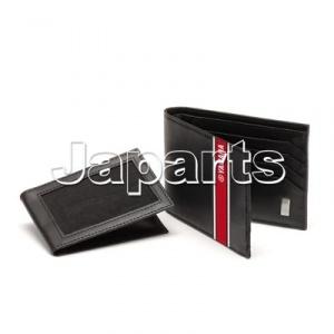 Cadeaus portemonnee yamaha leren portemonnee japarts for Yamaha leather wallet