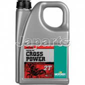 MOTOREX CROSS POWER 2T ( PER 4 LITER )