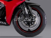 KIT,WHEEL STICKER *R157*