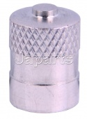 Stainless steel valve caps (8 pack)